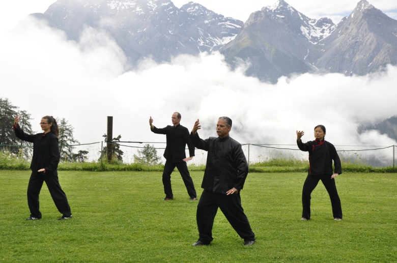 What is Qigong? | People of Stort