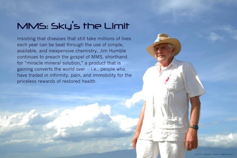 Jim Humble, developer of MMS